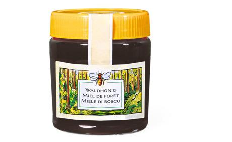 Alle Honige im Glas, 550 g, und Squeezer, 500 g