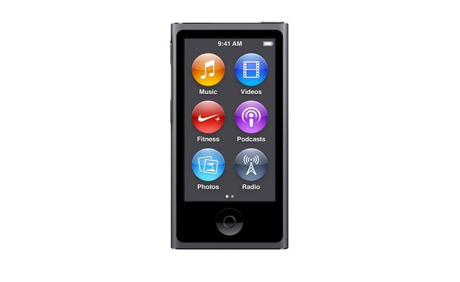 Apple iPod Nano 16 GB spacegray