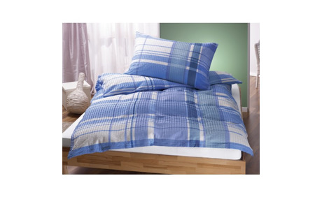 bettw sche blau weiss gestreift 25 rabatt lehner versand ab. Black Bedroom Furniture Sets. Home Design Ideas