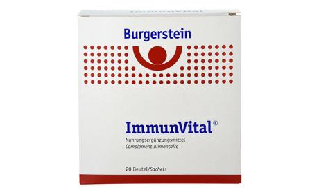 Burgerstein Immun Vital Saft 20 Beutel