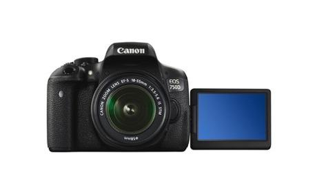 Canon EOS 750D 18-55mm Spiegelreflexkamera
