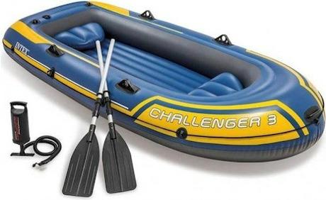 Challenger 3 Set (295cm, Paddel)