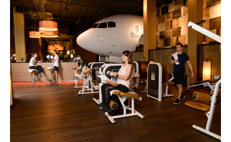 CHF 22.- Rabatt: Tageseintritt ''Fit & Well'' im Airport Fitness