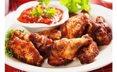 Beilage Zu Chicken Wings