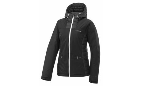 8183144ec4 Columbia Salcantay Hooded Jacket Damen-Skijacke - 20% Rabatt ...