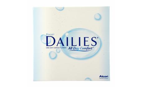 Dailies 90 Linsen