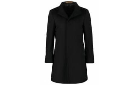 harrison wollmantel klassischer mantel schwarz 29 rabatt zalando ab 22. Black Bedroom Furniture Sets. Home Design Ideas