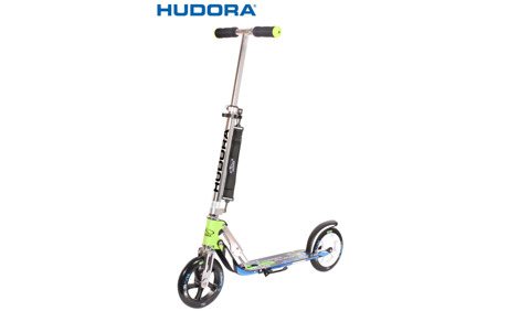 hudora scooter big wheel 205 gr n blau otto 39 s webshop ab. Black Bedroom Furniture Sets. Home Design Ideas
