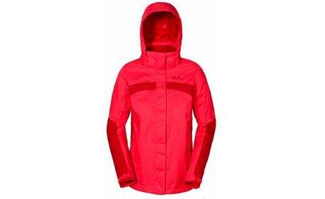 Jack Wolfskin Topaz II Jacket Damen Trekkingjacke