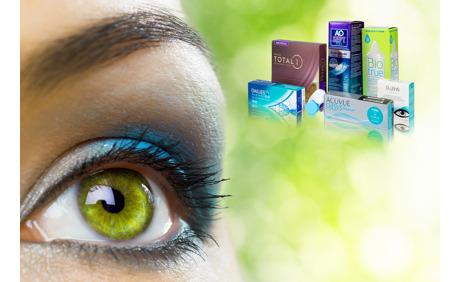 Jetzt CHF 20.- Rabatt auf Kontaktlinsen sichern