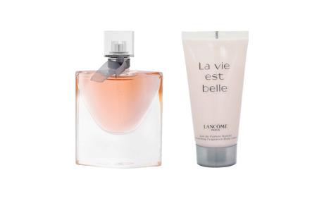 Lancôme La vie est belle Femme EdP Vapo 50 ml + Bodylotion 50 ml
