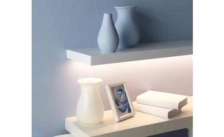 led lichtleiste weiss tchibo ab. Black Bedroom Furniture Sets. Home Design Ideas