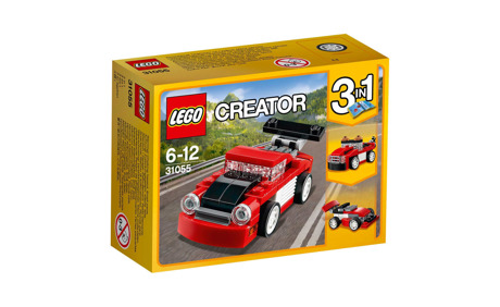 LEGO® Creator Roter Rennwagen 31055