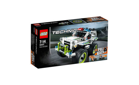 LEGO® Technic Polizei Intercepter 42047
