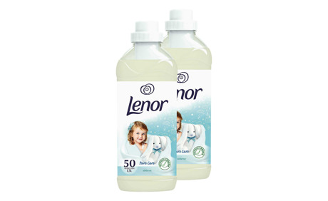 Lenor Sensitiv, 2 x 50 WG