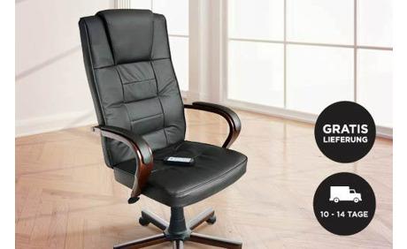 massage b rostuhl 41 rabatt deindeal ab. Black Bedroom Furniture Sets. Home Design Ideas