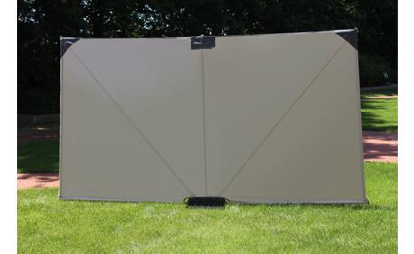 mobiler sichtschutz falcon natur otto 39 s webshop ab 24. Black Bedroom Furniture Sets. Home Design Ideas