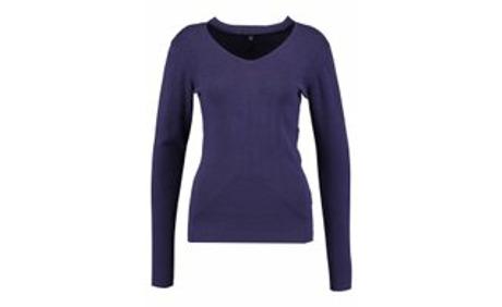 NEEDLE - Strickpullover - purple @ Zalando.ch - 53% Rabatt - Zalando ...