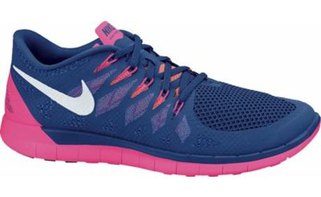 Nike Freizeitschuh 0 Damen Free 5 Ladies PXOZiuk