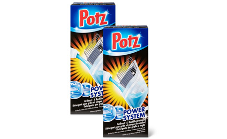 Potz Power System im Duo-Pack, Duo-Pack