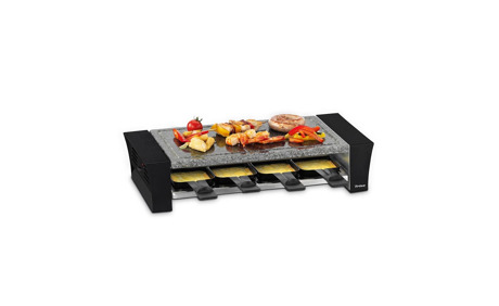 raclette ofen mit grillfunktion raclettino 8 30 rabatt deindeal ab. Black Bedroom Furniture Sets. Home Design Ideas