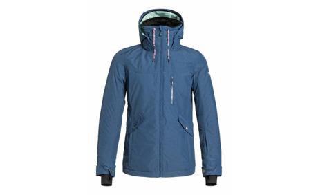 check out 9d316 e5e54 Roxy Wildlife Jacke Damen-Snowboardjacke
