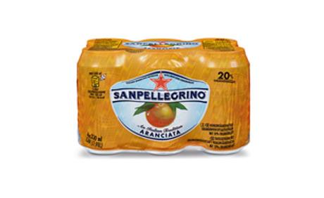 San Pellegrino Aranciata, 6 x 33 cl - 40% Rabatt - Coop ...