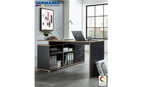 Schreibtisch Cosmo, anthrazit