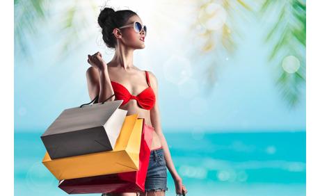 Sommer Shopping bei LIPO!