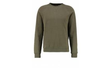 Sweatshirt - khaki/olive - meta.domain