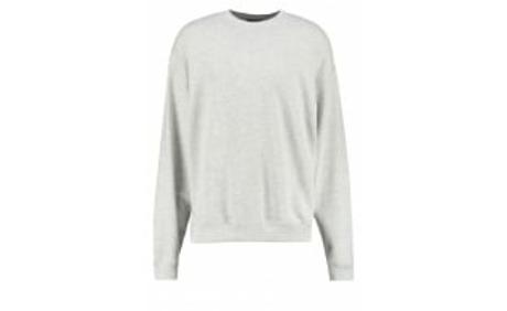 Sweatshirt - mottled grey - meta.domain