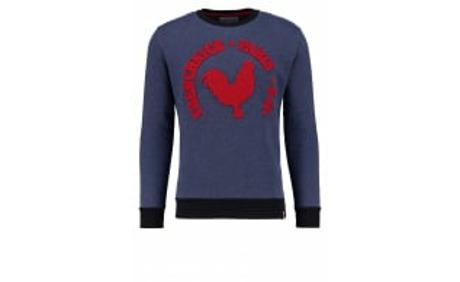 Sweatshirt - red - meta.domain