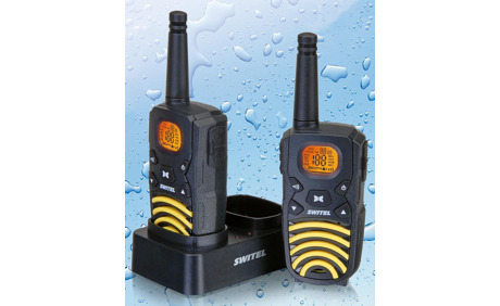 switel walkie talkie set wtf 3700b otto 39 s webshop ab. Black Bedroom Furniture Sets. Home Design Ideas