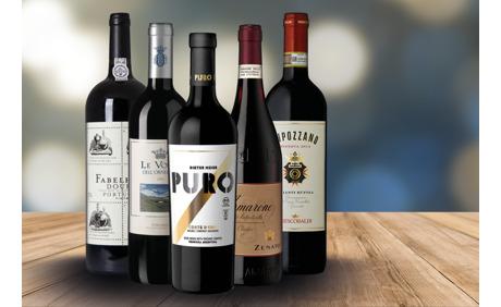 Weine zum Fest: CHF 30 sparen bei Weinclub.ch