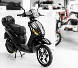 E-Scooter Vespino City von Emovemotors
