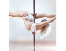 6 Polefitness-Lektionen für Beginner Level 1