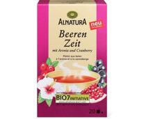 Alnatura Tee Beeren Zeit Mit Aronia Und Cranberry Migros Ab