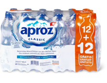 Aproz Classic im 24er-Pack, 24 x 50 cl