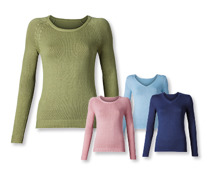 BLUE MOTION COLLECTION Damen-Pullover