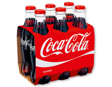 coca cola classic in der glasflasche aldi suisse ab. Black Bedroom Furniture Sets. Home Design Ideas