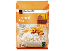 Coop Basmatireis, Fairtrade Max Havelaar, 2 kg