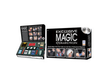 Exclusive Magic Set mit DVD, 70 Tricks