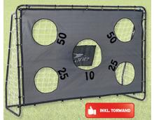 crane fussballtor mit torwand fussballtore mit netz aldi suisse ab. Black Bedroom Furniture Sets. Home Design Ideas
