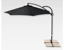 gardenline ampelschirm 3 m aldi suisse ab. Black Bedroom Furniture Sets. Home Design Ideas