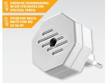 gardenline ultraschall m use und rattenvertreiber aldi suisse ab. Black Bedroom Furniture Sets. Home Design Ideas