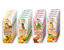HAPPY FRUITS Fruchtdrinks