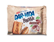 Hug Dar-Vida Break Choco, 4 x 120 g, Multipack