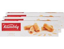 Kambly Biscuits Caprice