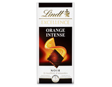Lindt Tafelschokolade Excellence Orange Intense