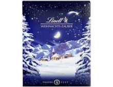 lindt weihnachts zauber adventskalender manor food ab. Black Bedroom Furniture Sets. Home Design Ideas